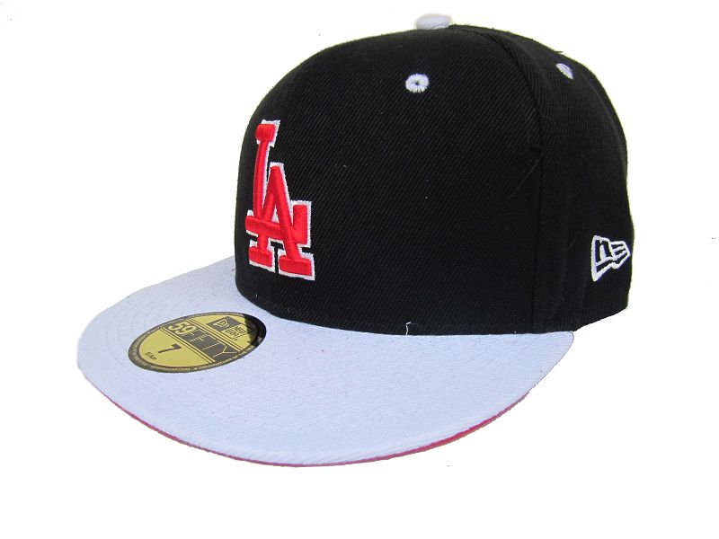 Los Angeles Dodgers MLB Fitted Hat LX21